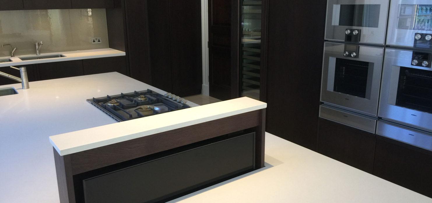 Bespoke TV Installation for kitchens in Leeds