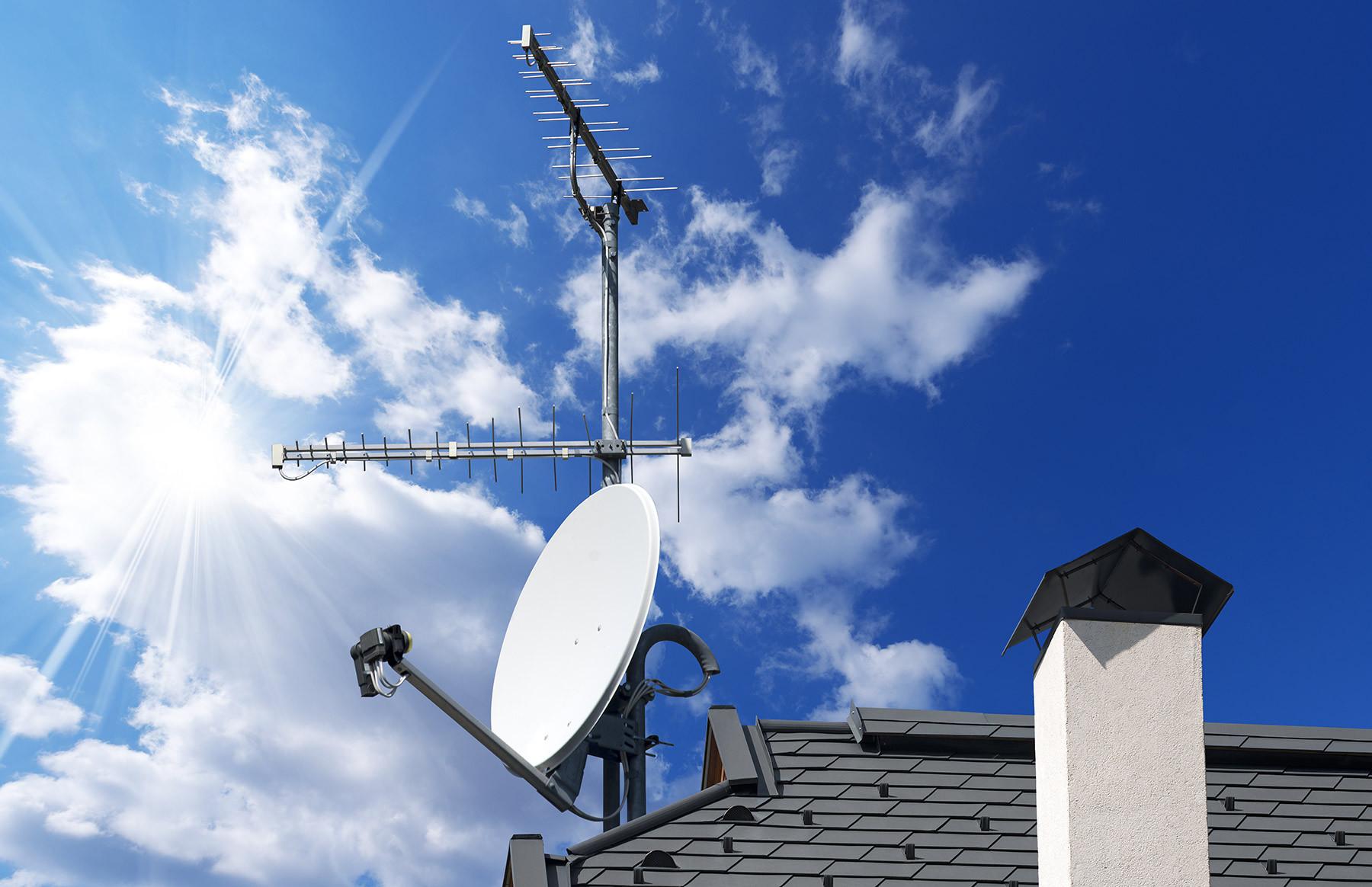 TV Aerial Repair Service